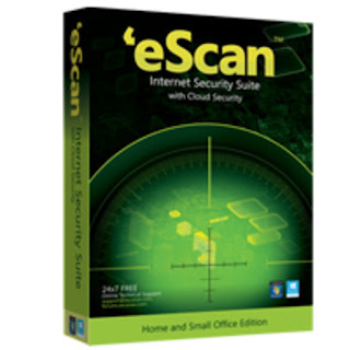 eScan AntiVirus 11 License Key With Crack Free Download