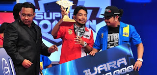 Tonton Online Video Ombak Rindu spontan final akhir