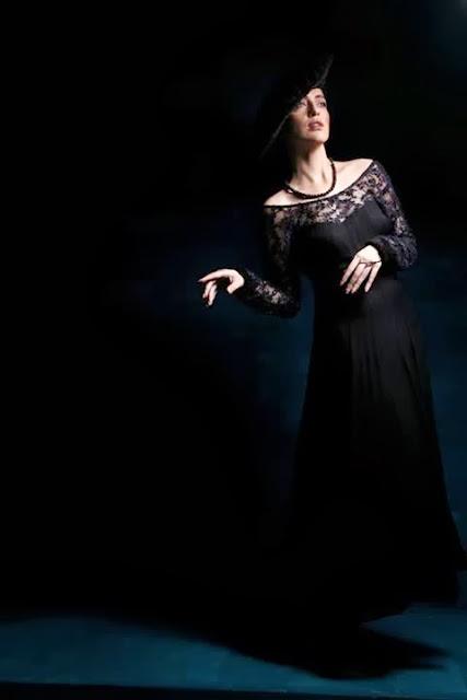 Nauman Arfeen Party Wear Dark Dresses Collection 2013-2014 For Girls