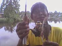Mancing Ikan Kelabaw