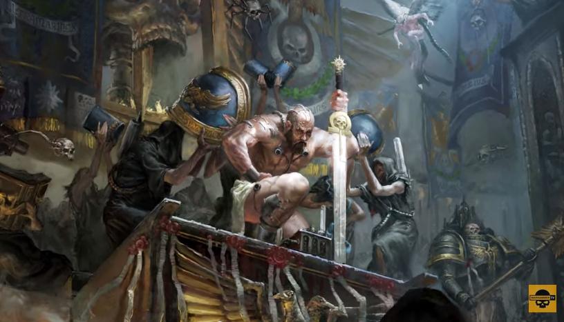 Space marine armor marks | Page 2 | Warhammer 40,000: Eternal ...