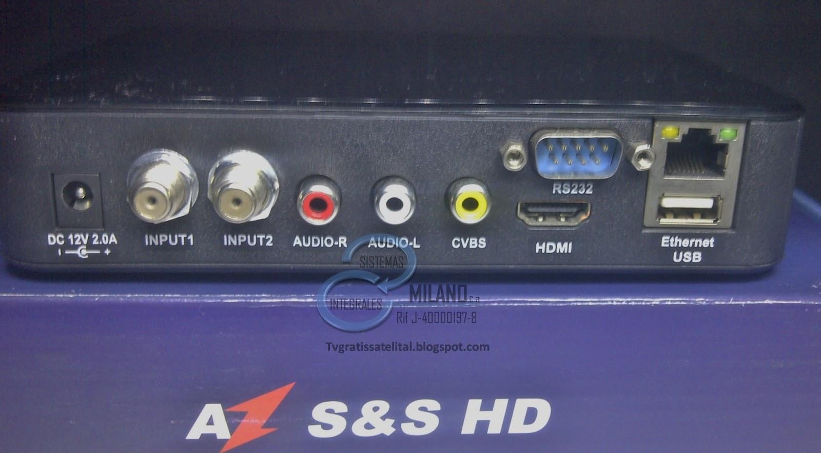 ADAPTADOR USB WIFI PARA RECEPTORES AZ S&S