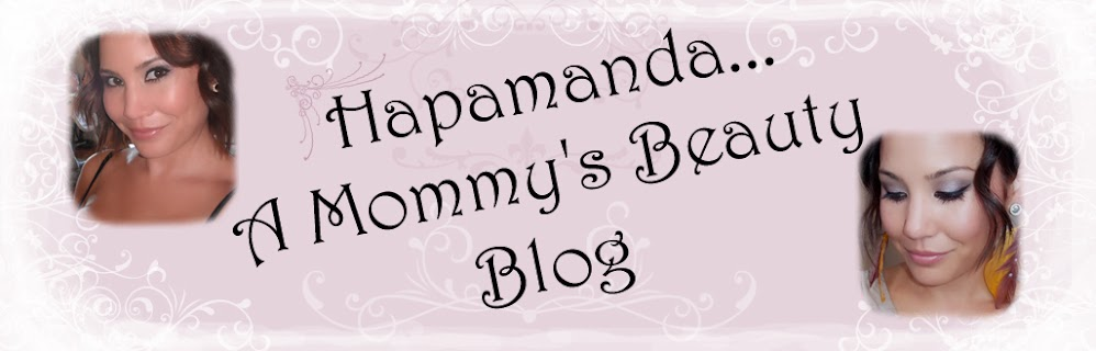 Hapamanda: A Mommy's Beauty Blog