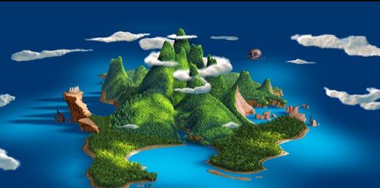 Dall'Isola che non c'è