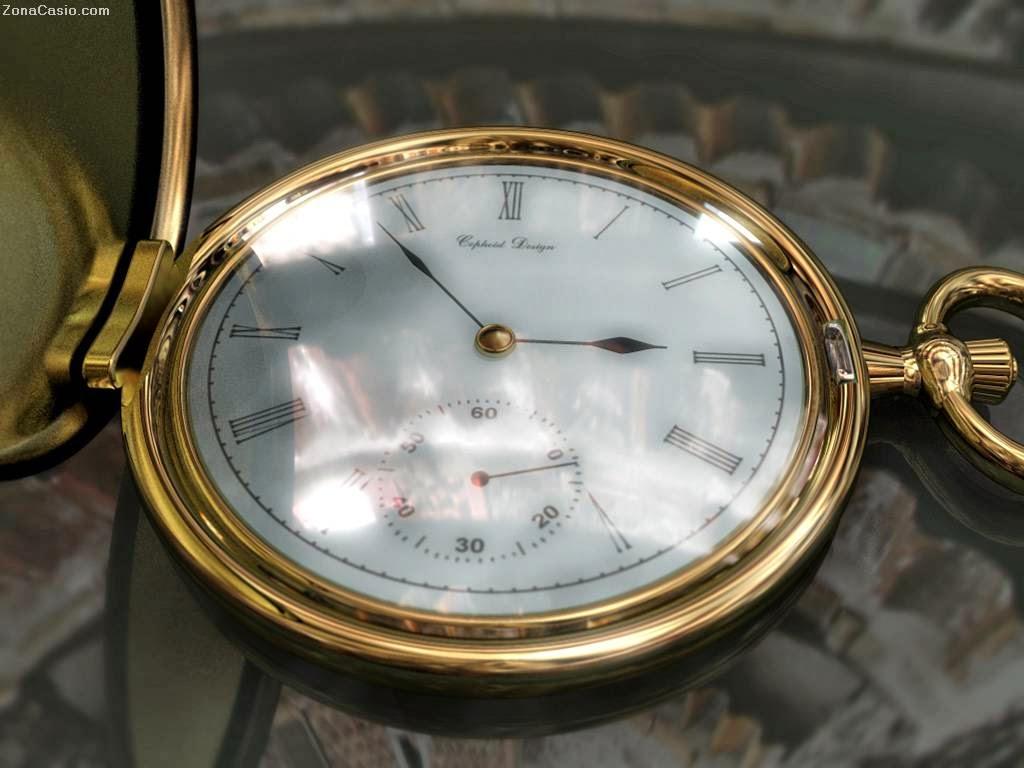 desgracia reloj