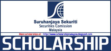 Biasiswa Suruhanjaya Sekuriti Malaysia | Scholarship