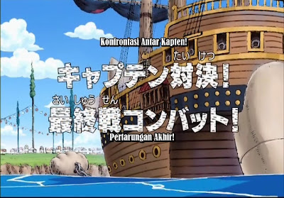 One Piece Episode 217 Subtitle Indonesia