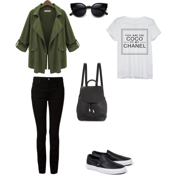 FALL IDEAS FOR OUTFITS