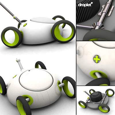 Innovative Lawn Mowers and Modern Lawn Mower Designs (12) 6