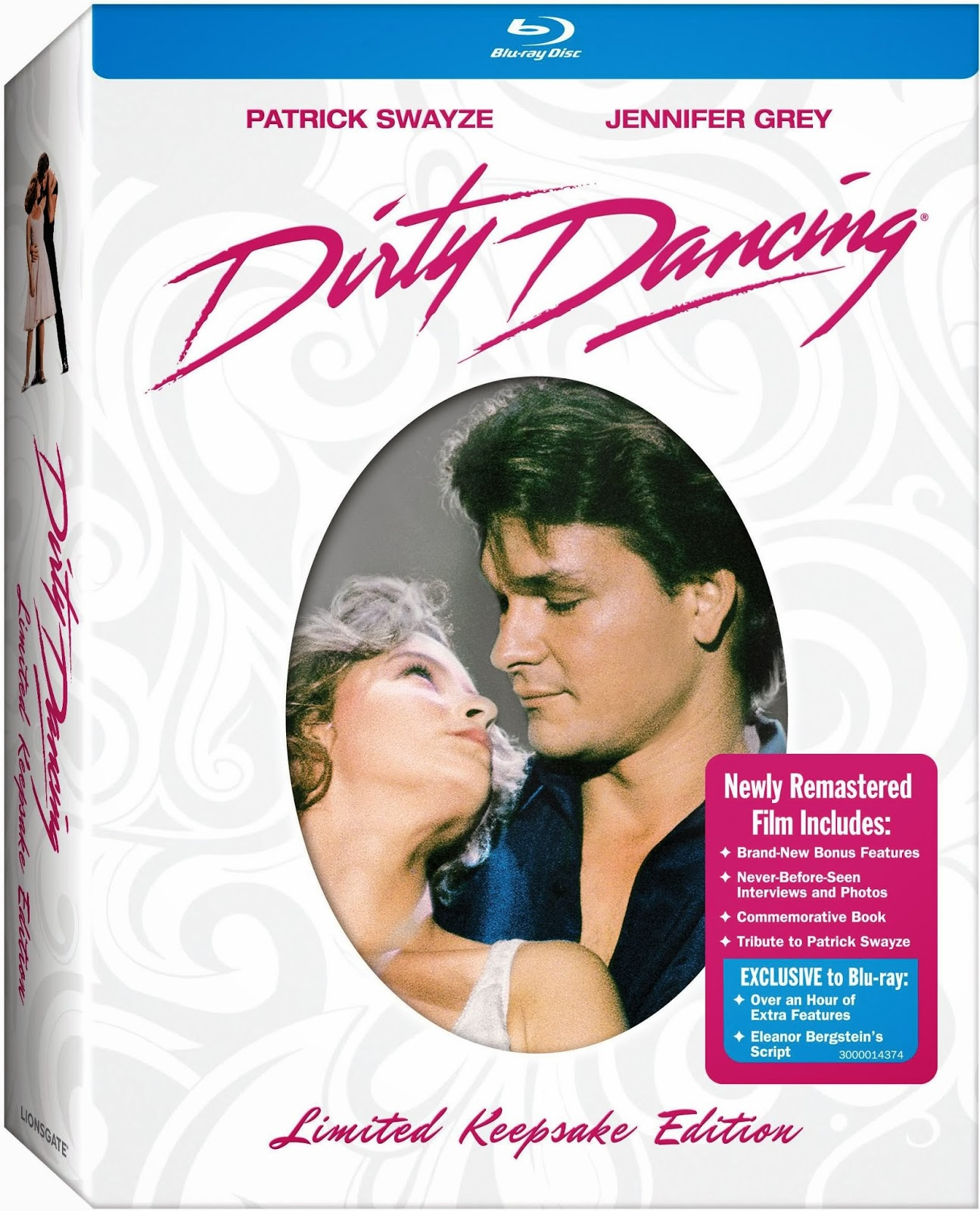 DIRTY DANCING – RITMO QUENTE (1987) BDRIP BLURAY 720P TORRENT DUAL ÁUDIO