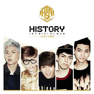HISTORY (히스토리) - JUST NOW