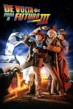 De Volta para o Futuro 3 Torrent - BluRay 720p/1080p Dual Áudio