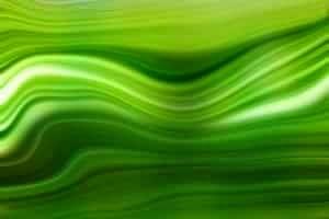 Зеленый цвет, как альтернативный цвет года