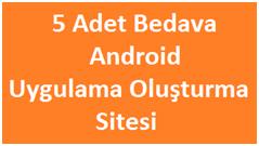 5 Adet Bedava Android Uygulama Sitesi