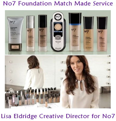 No 7 Foundation Match Made Service