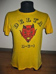 60's 「DEVIL」 PRINTED TEE