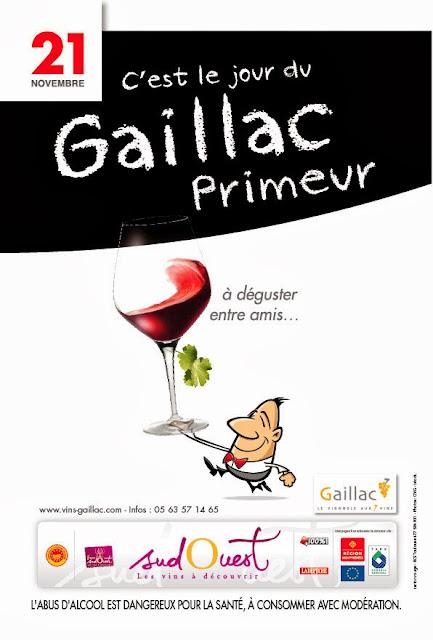 le Gaillac Primeur 2013