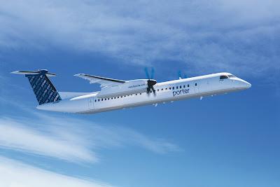 Porter-Airlines-flight