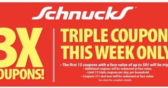 Never miss another coupon. Be the first to learn about new coupons and deals for popular brands like Schnucks with the Coupon Sherpa weekly newsletters.