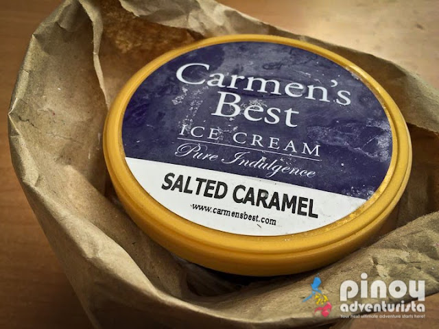 Carmens Best The Ice Cream That Pleased Pope Francis