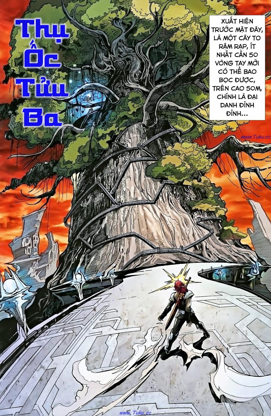 Dong Binh Thiên Hạ Chapter 1 - Trang 8