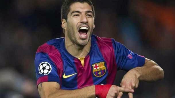 Luis Suárez marcó dos goles y ya suma 16 este curso