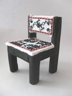 кукольная мебель игрушечный стул