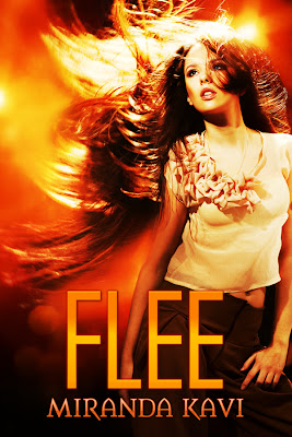 Book Blitz: Flee by Miranda Kuvi