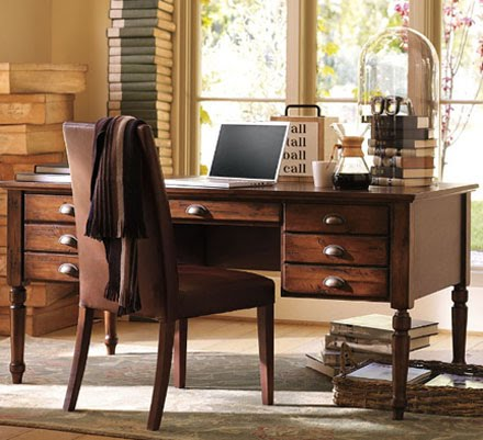 Home Office Desk. Overview: A