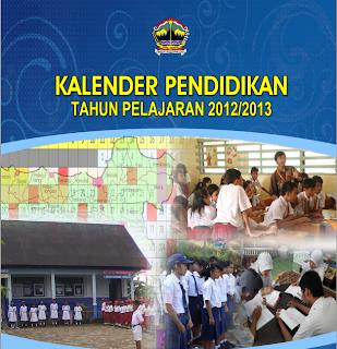 Kalender Pendidikan 2012/2013, Perangkat Mengajar 2012/2013