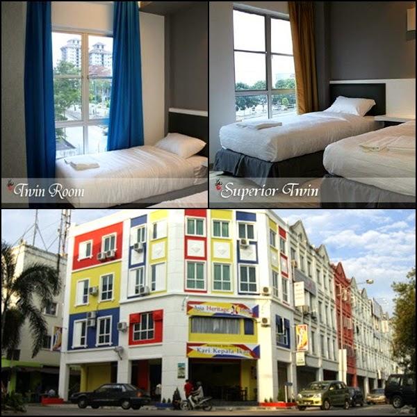 Dreamz Hotel Bandar Hilir Melaka