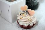 ^_^      Wedding Cupcake