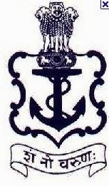 navy dockyard mumbai logo