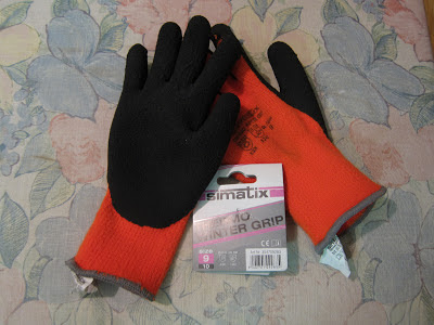 Simatix Thermo Winter Grip winter work glove for ice climbing