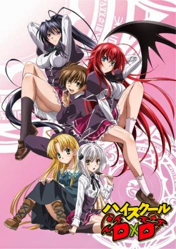 Capitulos de: High School DxD