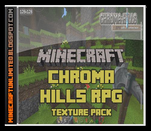 Chroma Hills RPG Texture Pack carátula