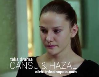 Sinopsis Cansu dan Hazal Episode 6