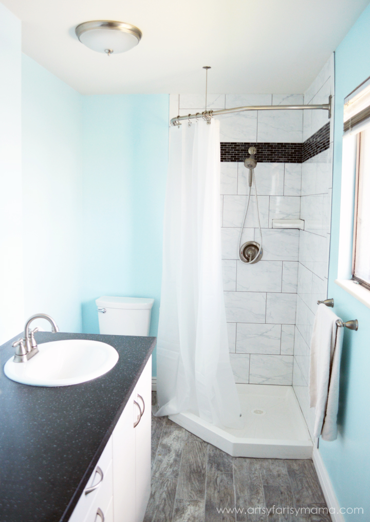 Master Bathroom Renovation Reveal Artsyfartsy Mama Awesome Bathroom Remodel Utah Painting