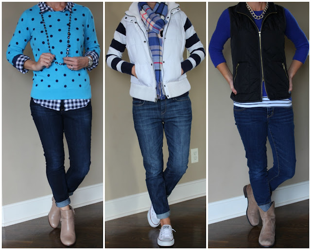 what to wear for fall, casual outfit ideas, layered outfits, prints and patterns