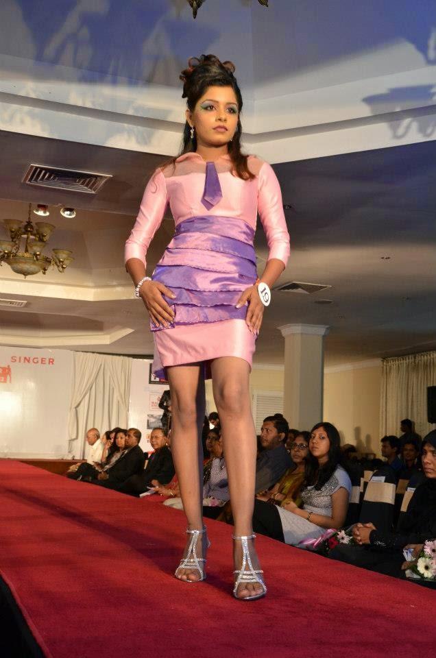 Kumashini Mendis sl model