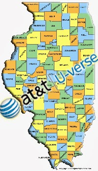 Check AT&T U-verse Availability - U-Verse TV Internet Service Map