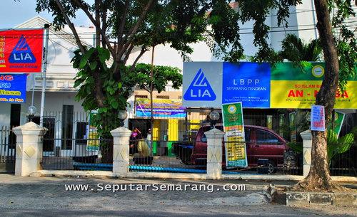 LIA Semarang Piere Tendean