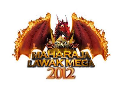 Senarai Peserta Maharaja Lawak Mega Musim Ke-2 2012