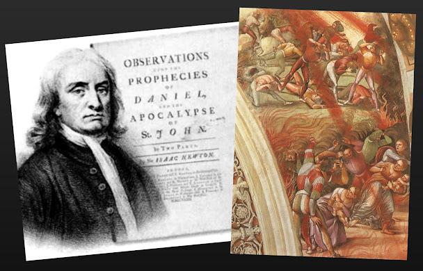 Newton y su predicción del fin del mundo para el 2060. Otras interpretaciones relacionadas...