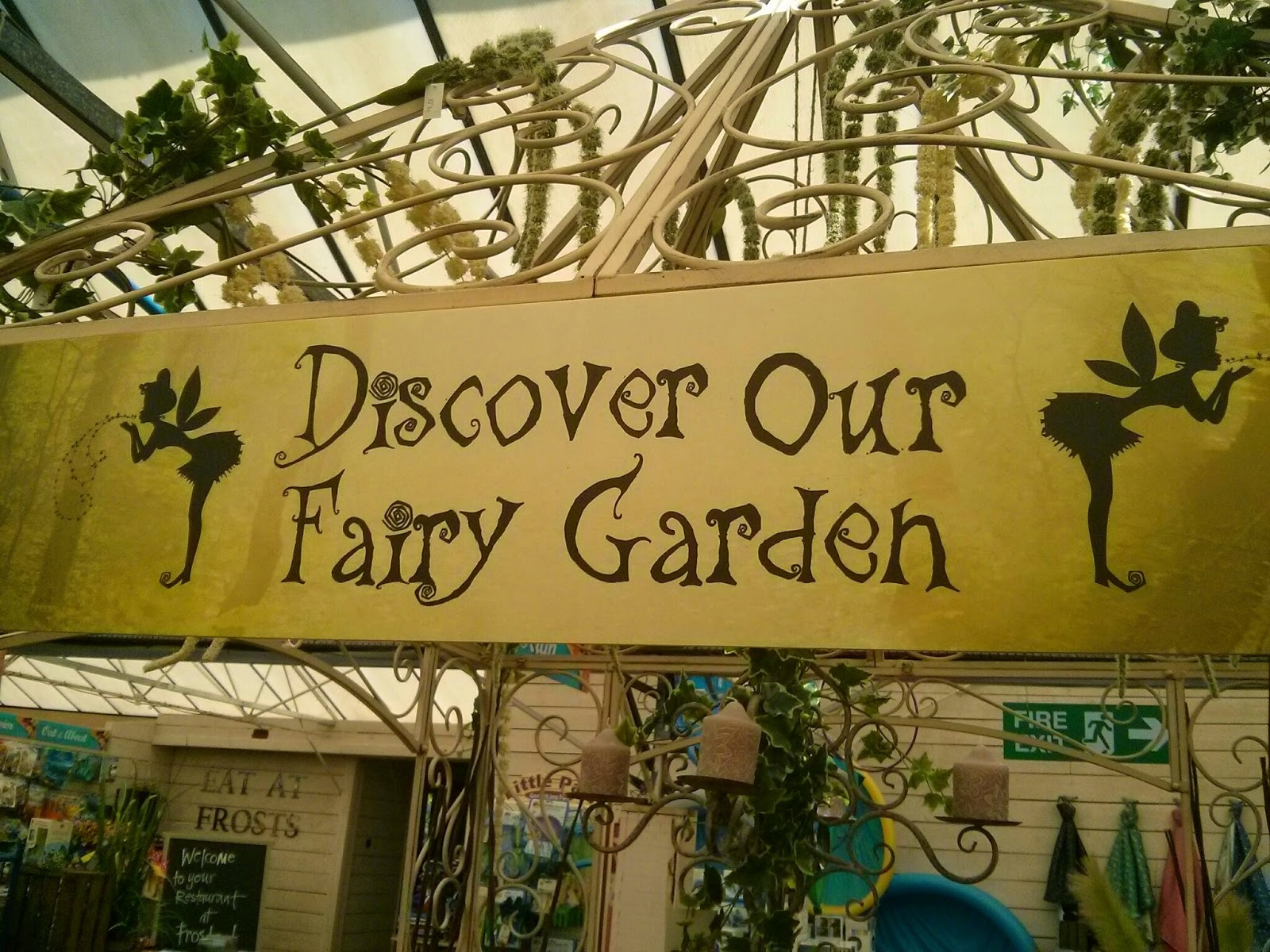 Discover our Fairy Garden