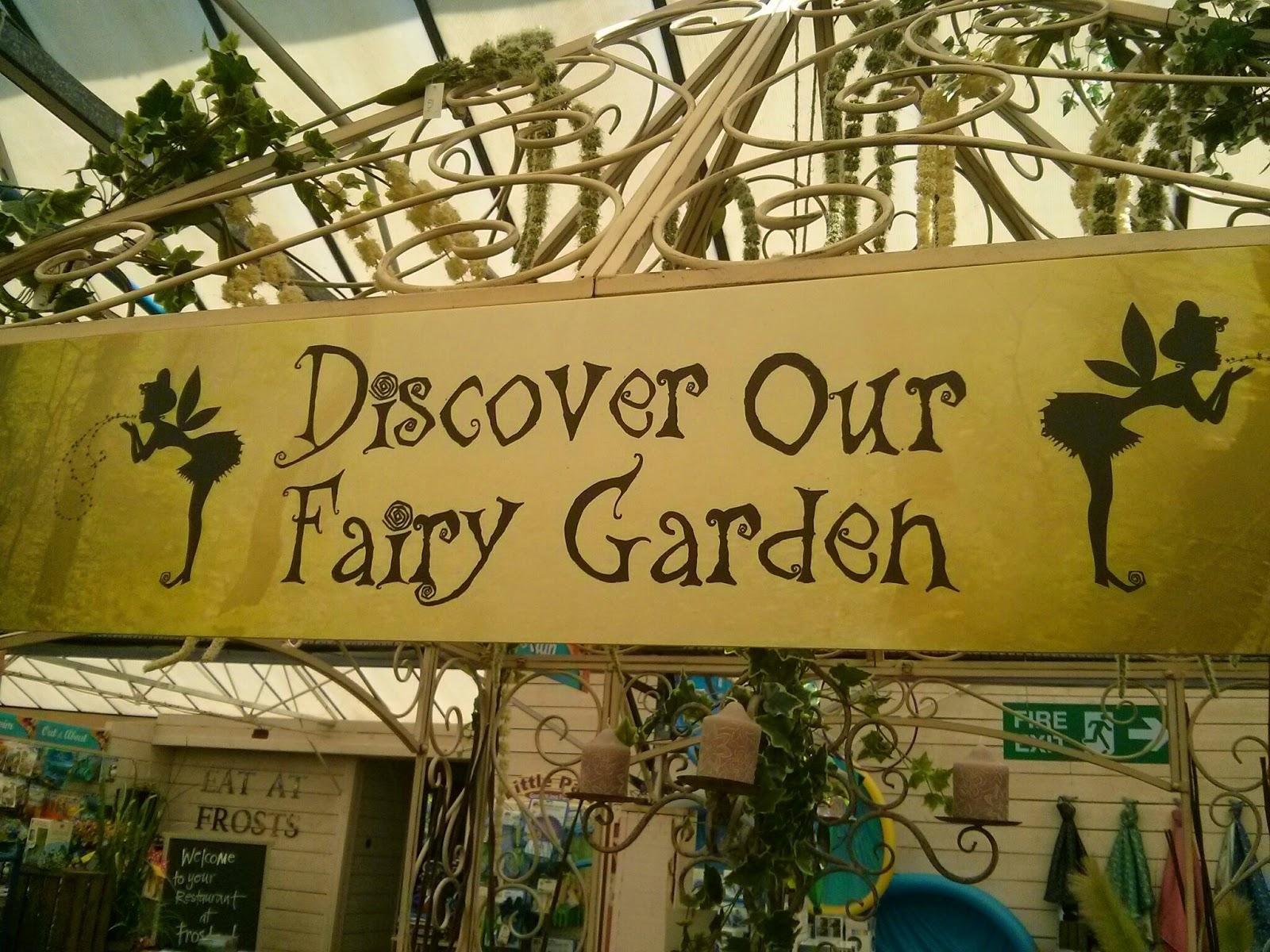 A Mothers Ramblings: A Fairy Garden And A Plan