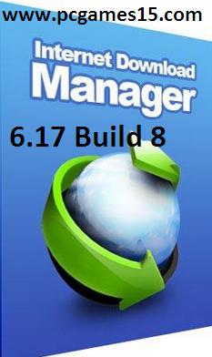 Internet Download Manager Latest Version 6.17 Build 8