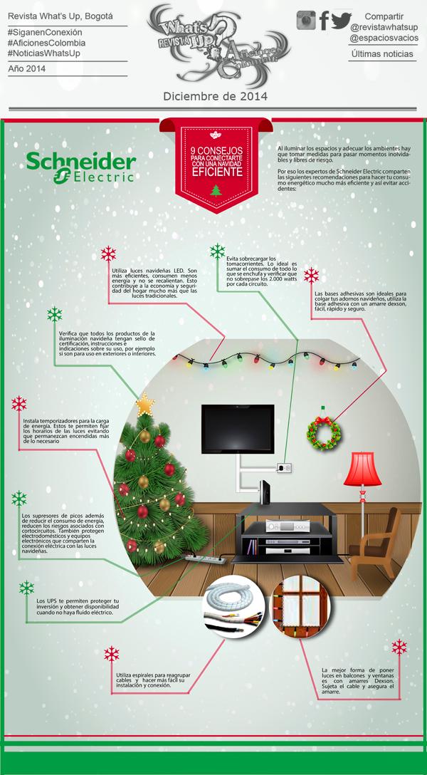 Consejos-conectarte-Navidad-Eficiente-Schneider-Electric