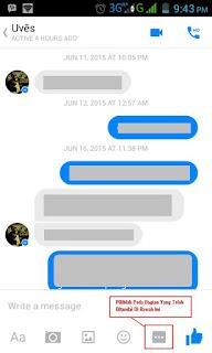 Empat Aplikasi Keren Yang Dapat Digunakan Pada Facebook Messenger