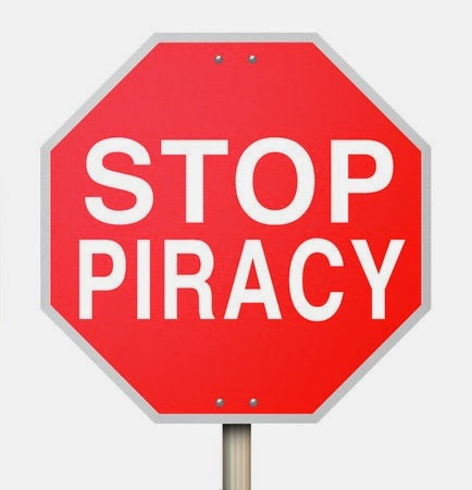 stop piractwu sieciowemu